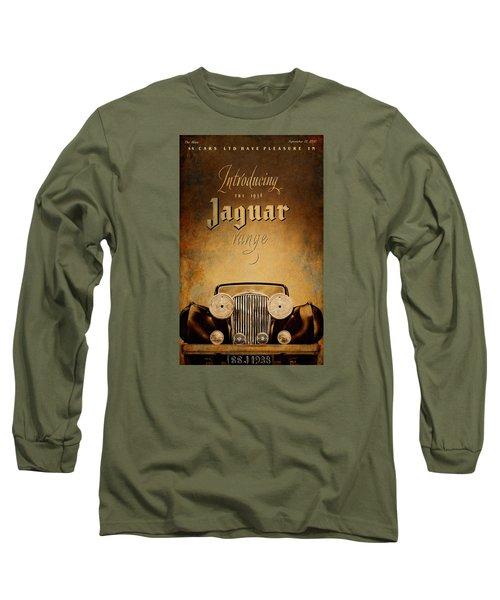 J A G Long Sleeve T-Shirt by Greg Sharpe