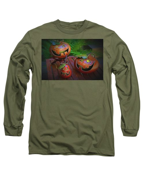 Jackolanterns Long Sleeve T-Shirt