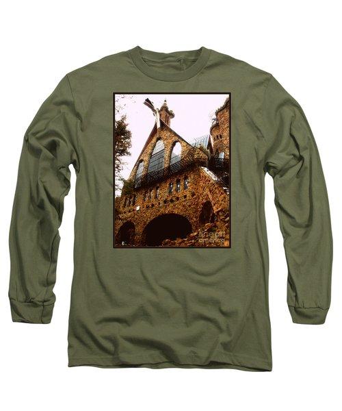 James Bishop's Castle Long Sleeve T-Shirt