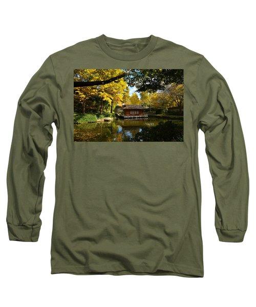 Japanese Gardens 2541a Long Sleeve T-Shirt