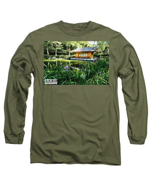 Japanese Gardens II Long Sleeve T-Shirt