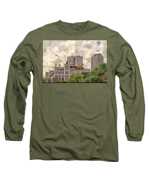 Jax Brewery Long Sleeve T-Shirt