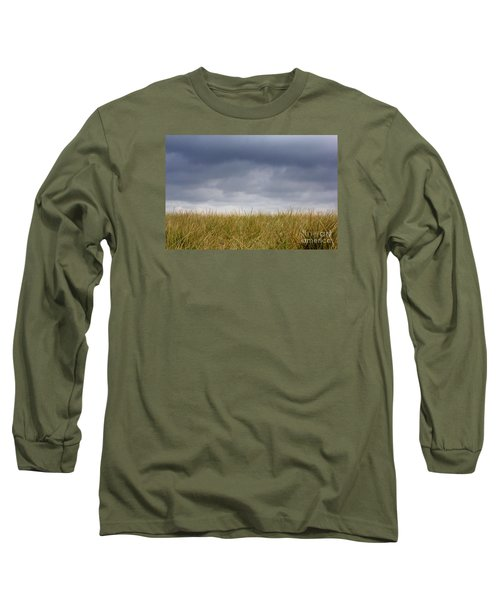 Long Sleeve T-Shirt featuring the photograph Remember When The Days Were Long by Dana DiPasquale