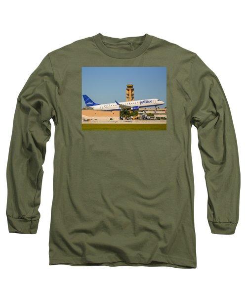Jetblue Long Sleeve T-Shirt
