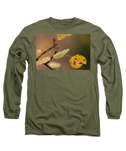 Long Sleeve T-Shirt featuring the photograph Jewels Of Autumn by Jim Garrison