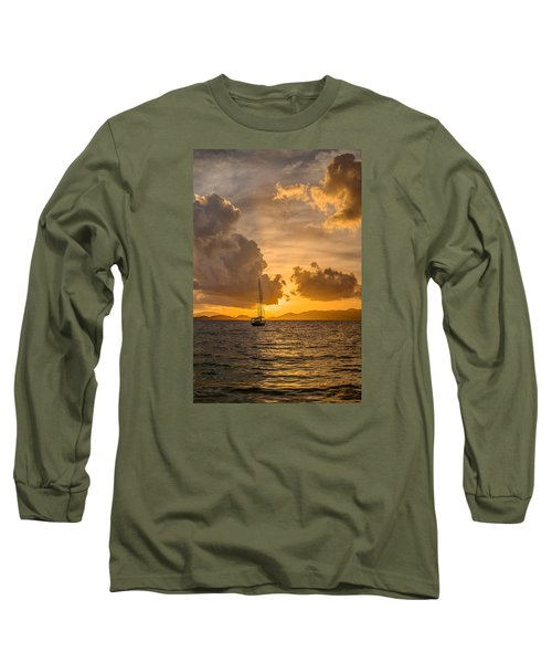 Jimmy Buffet Sunrise Long Sleeve T-Shirt