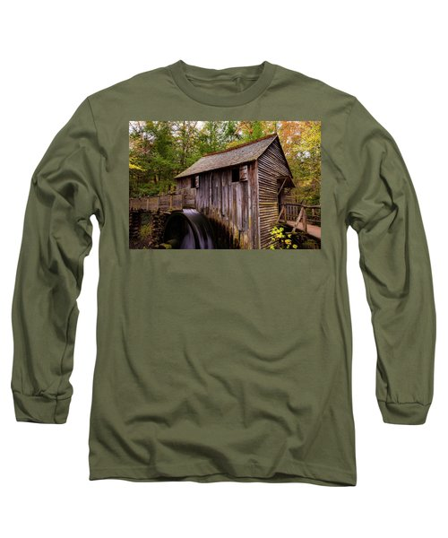 John Cable Grist Mill II Long Sleeve T-Shirt