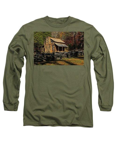 John Oliver Place Long Sleeve T-Shirt