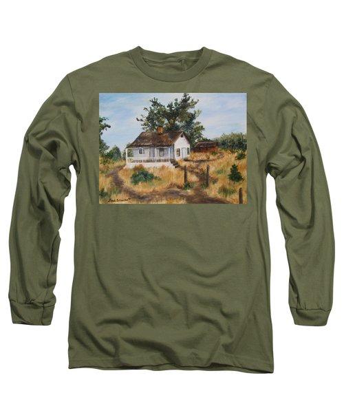 Johnny's Home Long Sleeve T-Shirt