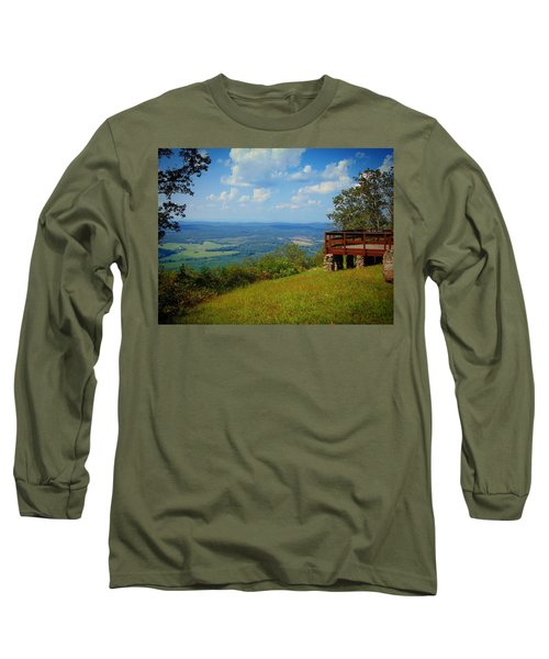 John's Mountain Overlook Long Sleeve T-Shirt