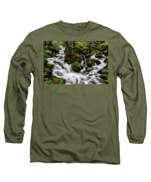 Joining Forces Long Sleeve T-Shirt by Charlie Duncan