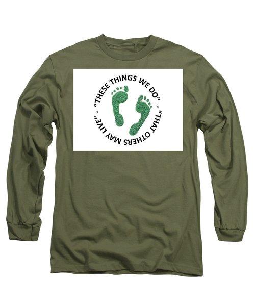 Jolly Green Long Sleeve T-Shirt