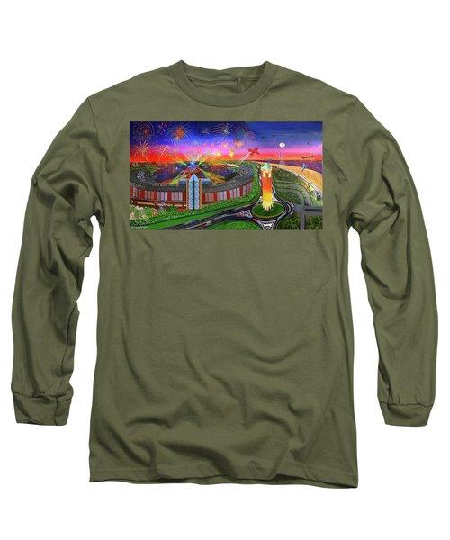 Jones Beach Theatre Long Sleeve T-Shirt