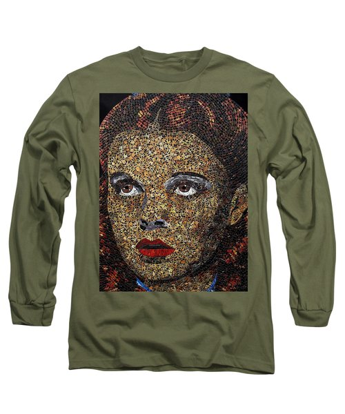 Judy Garland Long Sleeve T-Shirt