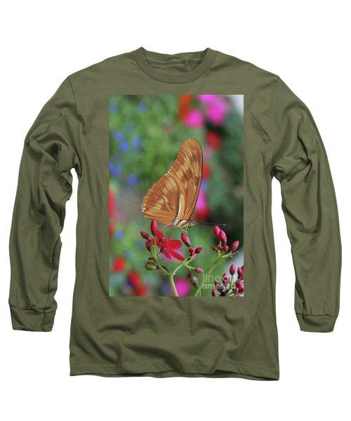 Julia Butterfly Long Sleeve T-Shirt