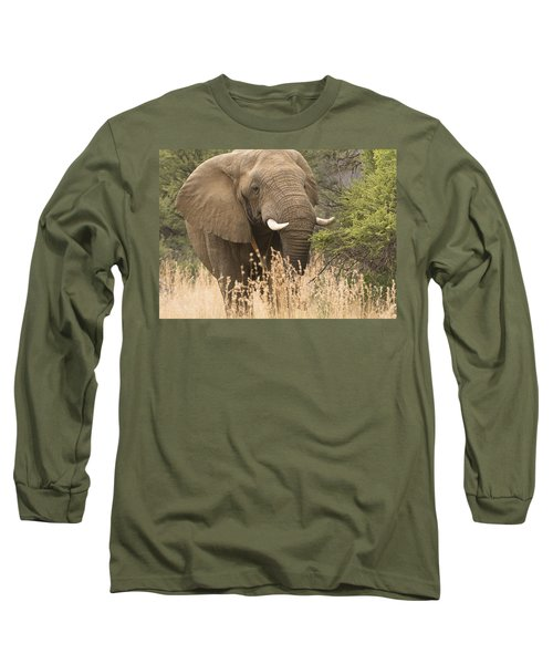 Jumbo Long Sleeve T-Shirt