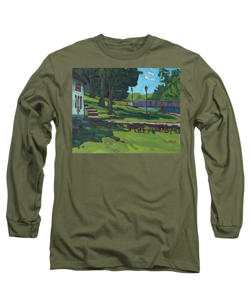 June Afternoon At Chaffeys Long Sleeve T-Shirt