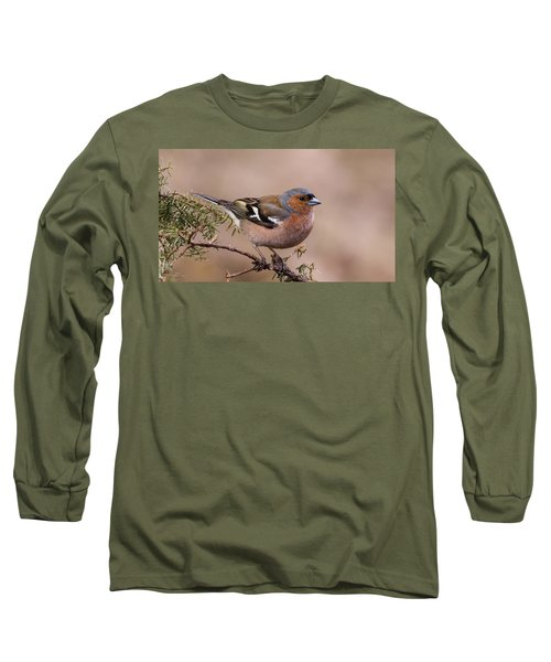 Juniper Bird Long Sleeve T-Shirt