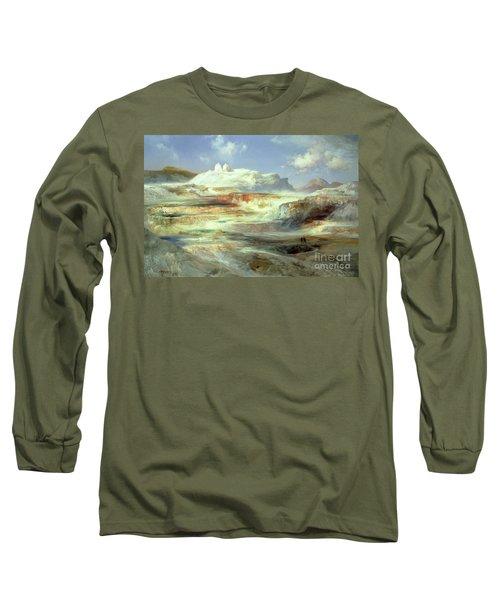 Jupiter Terrace Long Sleeve T-Shirt