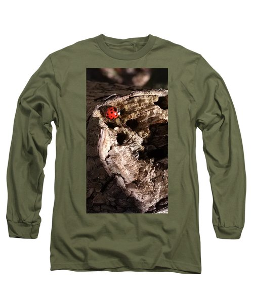 Just A Place To Rest Long Sleeve T-Shirt