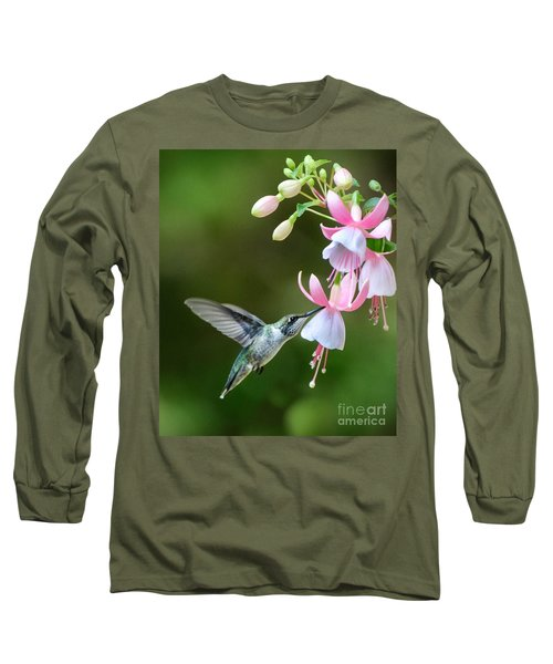 Just A Sip Long Sleeve T-Shirt