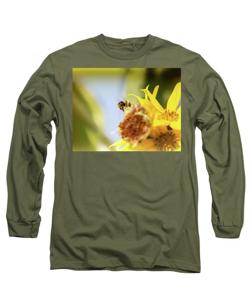 Just Beeing Me Long Sleeve T-Shirt