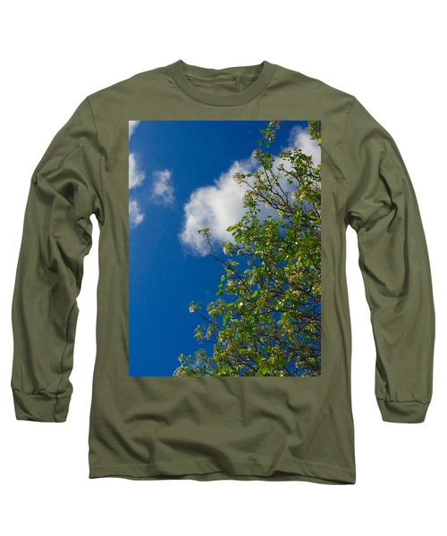 Just In Passing Long Sleeve T-Shirt