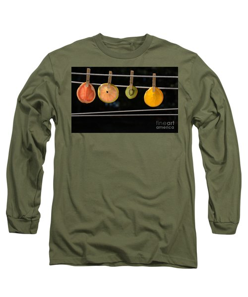 Just Juicin Around - Diet Long Sleeve T-Shirt