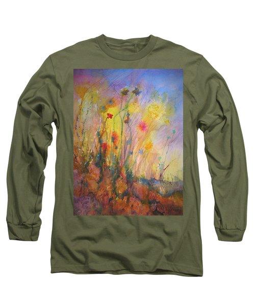 Just Weeds Long Sleeve T-Shirt