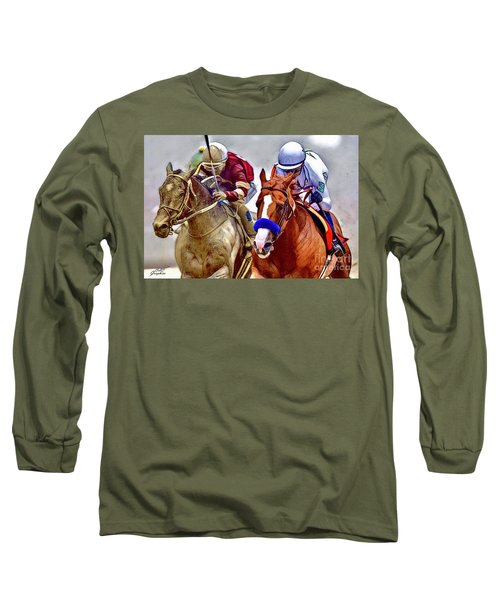 Justify In The Lead Long Sleeve T-Shirt