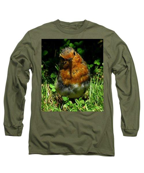 Juvenile Robin 2 Long Sleeve T-Shirt