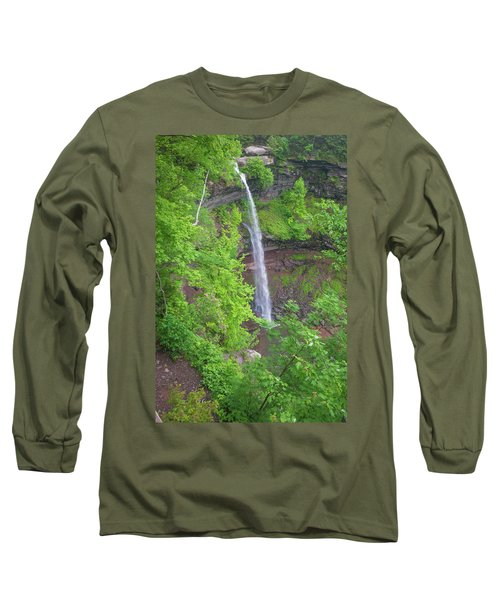 Kaaterskill Falls 2018 Long Sleeve T-Shirt