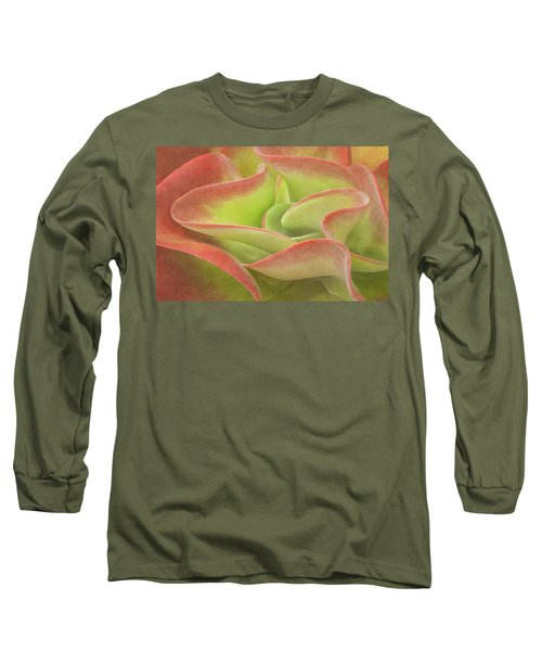 Kalanchoe Lucia The Beautiful Long Sleeve T-Shirt