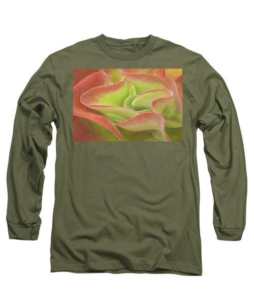Kalanchoe Lucia The Beautiful Long Sleeve T-Shirt