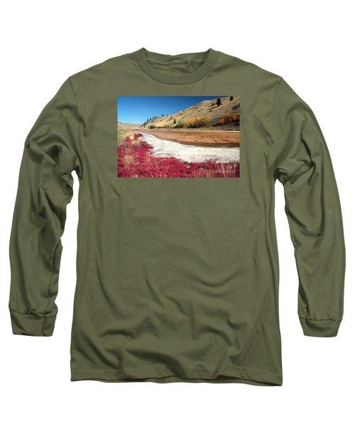 Kamloops Autumn Long Sleeve T-Shirt