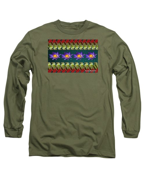 Kangaroo Paw Heaven Long Sleeve T-Shirt