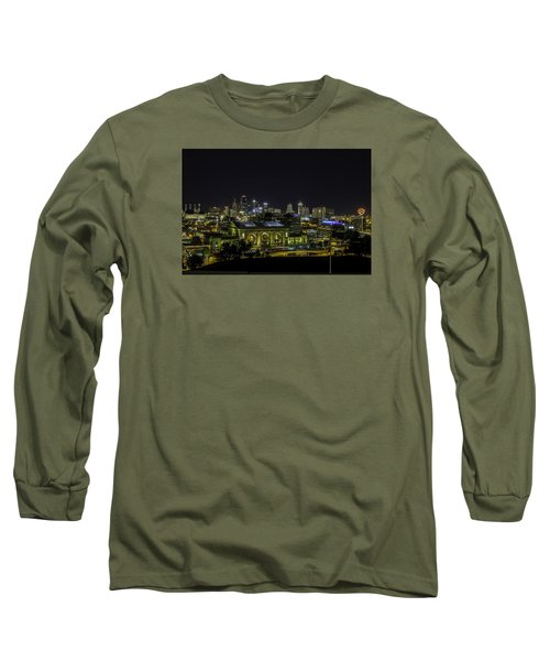 Kansas City Mo Long Sleeve T-Shirt