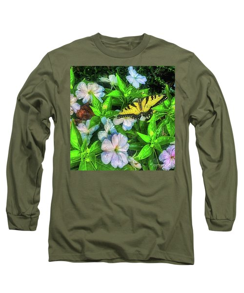 Karen's Garden Long Sleeve T-Shirt