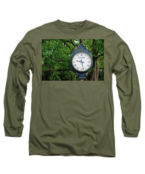 Keeneland Clock Long Sleeve T-Shirt