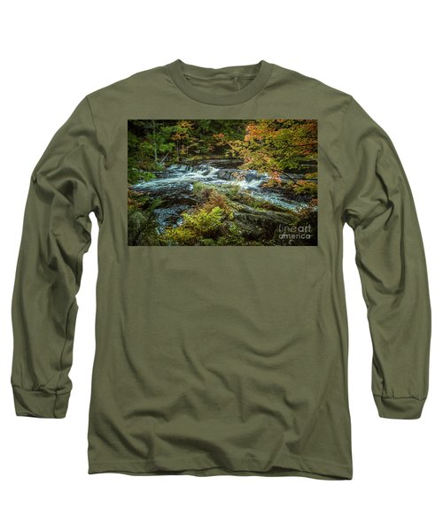 Kejimkujik National Park Long Sleeve T-Shirt
