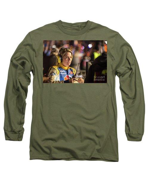 Kelli Stavast Reporting Long Sleeve T-Shirt