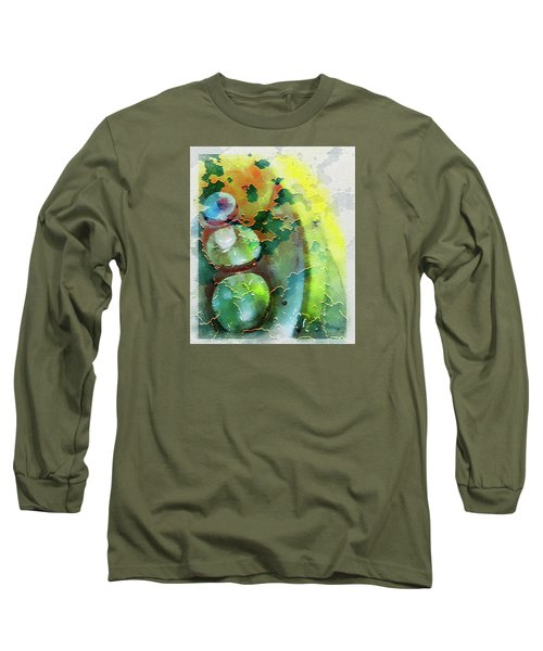 Kernodle On The Half Shell Long Sleeve T-Shirt