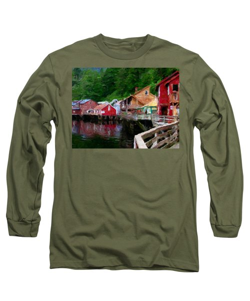 Ketchikan Alaska Long Sleeve T-Shirt