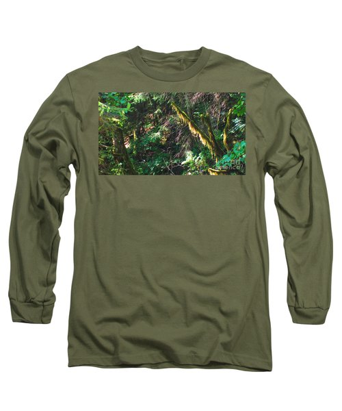 Ketchikan Green Long Sleeve T-Shirt