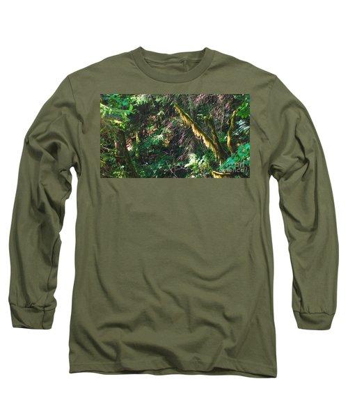 Ketchikan Green Long Sleeve T-Shirt