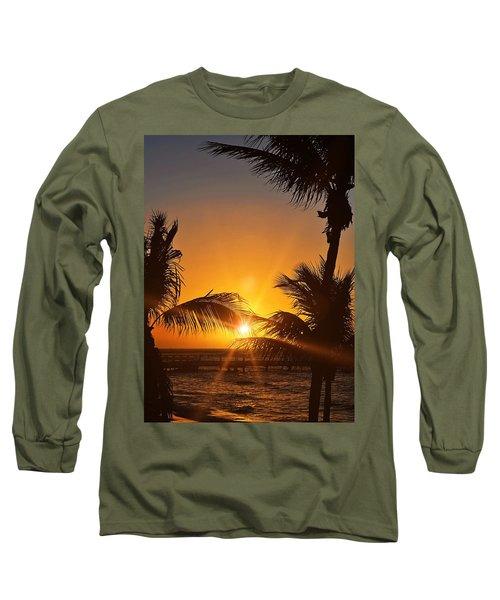 Key Art Long Sleeve T-Shirt by JAMART Photography