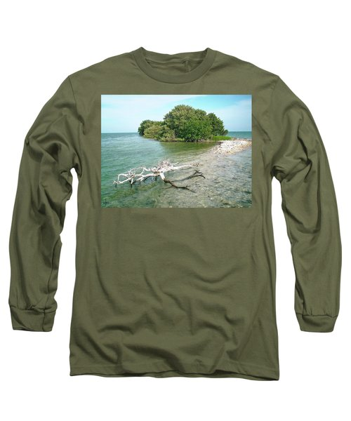 Key Largo Out Island Long Sleeve T-Shirt