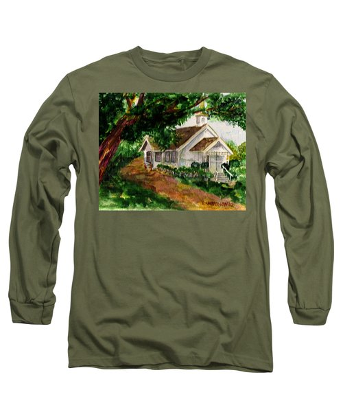 Kihei Chapel Long Sleeve T-Shirt