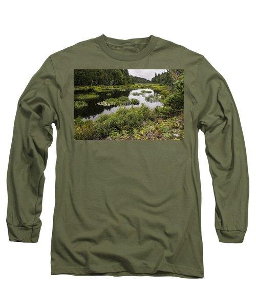 Killarney Marsh-4643 Long Sleeve T-Shirt