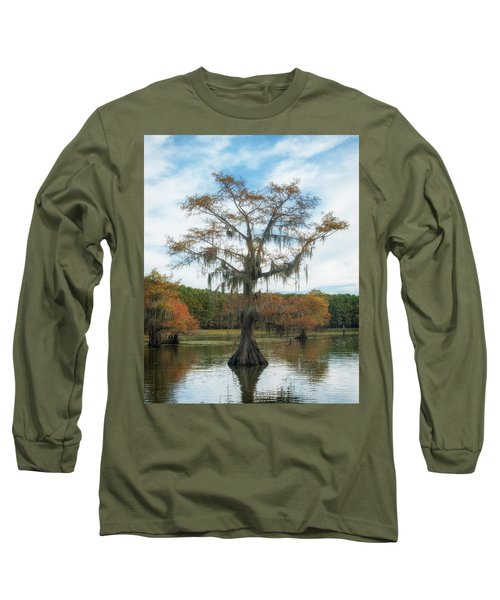 King Cypress Long Sleeve T-Shirt